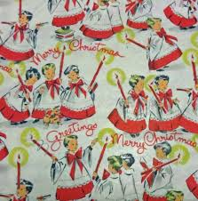 vintage christmas paper 2844 best wrapping it up images on vintage wrapping
