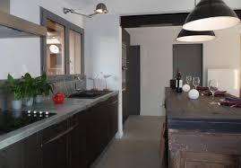 cuisine moderne et noir cuisine noir et grise avec blanc couleur lzzy co