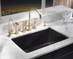 Country Kitchen Faucets Kitchen Rohl Country Kitchen Faucet With Bridge Style Kitchen