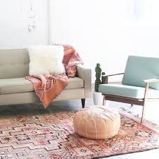 peruvian blanket frazada moroccan rug pink beautiful rug