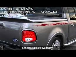 2001 ford f150 harley davidson for sale 2002 ford f150 harley davidson for sale in rhinebeck ny 1