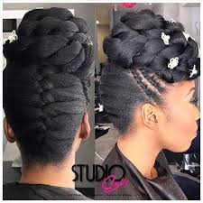 black girl bolla hair style beautiful updo http community blackhairinformation com