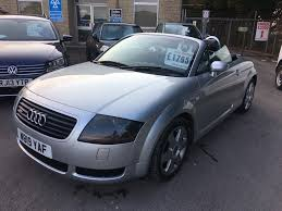 used audi tt 2000 for sale motors co uk