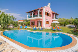 Holiday Villas in Sidari