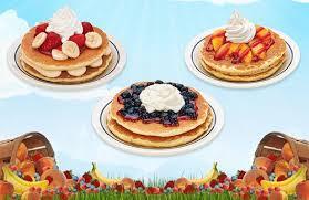 Ihop Light Menu International House Of Pancakes Copycat Recipes Fresh Fruit Pancakes