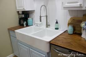 Farm Sink Kitchen by Pleasing 25 Ikea Apron Front Kitchen Sink Design Ideas Of Kitchen
