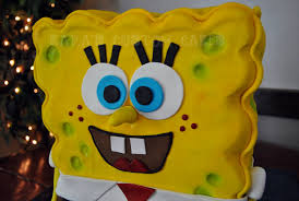 spongebob squarepants birthday cake spongebob squarepants u2026 flickr