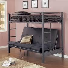 Bunk Bed Futon Combo Metal Bunk Bed Futon Combo Classic Creeps Installation A Metal