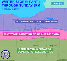 Rochester Zip Code Map by Three Maps To Describe Winter Storm Impacts In The Finger Lakes