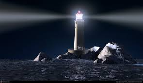 light house at night lighthouse in the night by igor tokin 3d cgsociety