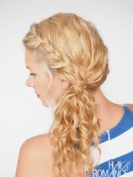 hairstyles at 30 30 curly hairstyles in 30 days day 3 hair romance