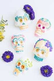 sugar skull molds how to make mexican sugar skulls sugar and charm sweet recipes