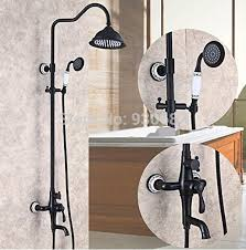 Cheap Bronze Bathroom Faucets by Online Get Cheap Oil Rubbed Bronze Bathroom Faucet Set Aliexpress