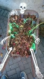 Yard Decoration Great Halloween Yard Decoration For Under 20 9 Steps With
