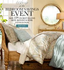 Pottery Barn 15 Pottery Barn Start Saving Today 15 Off Best Selling Beds