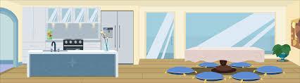 kitchen modern 2014 mlp modern kitchen by matty4z on deviantart