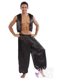 costumes for men belly men s satin vest costume set mystical mjni 2