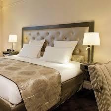 lit de chambre tête de lit de luxe pour hotel haut de gamme collinet