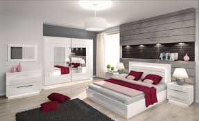 Bedroom  Bedroom Sets Clearance Platform Bed Cheap Furniture - Full size bedroom furniture set