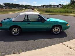 5 0 ford mustang for sale 1992 ford mustang for sale 92 used cars from 2 900