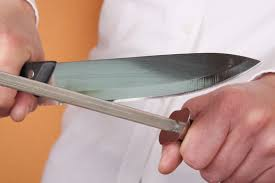 sharpening for kitchen knives how to sharpen a knife ebay