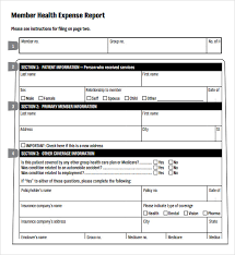 Detailed Expense Report Template by Sle Expense Report Sle 8 Free Documents In Pdf Word