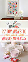 diy ways to make your home so much more cozy