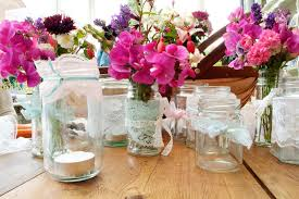 simple wedding centerpieces diy table decoration ideas decoration image idea
