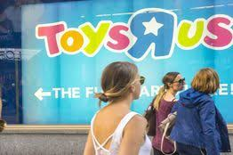 toys r us si e social toys r us once a category killer is forced into bankruptcy wsj