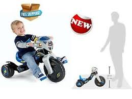 fisher price lights and sounds trike fisher price dc super friends batman lights sounds trike kids ride
