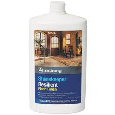 Bona Gloss Floor Finish by Armstrong Shinekeeper Resilient Floor Finish Walmart Com