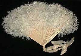 feather fans fans as wedding accessories cool breezes handheld fans in