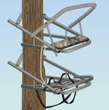 portable tree stands climbing stands wi ed