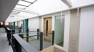 glass door safety fire rated glass london architectural glass