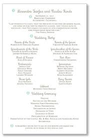 wedding program design template one page wedding program template template design