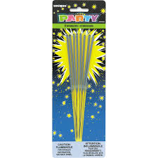 where can i buy sparklers party favors 8 pkg sparklers 7 walmart