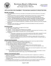 pharmacy technician resume template pharmacy technician cover letter template images cover letter sle