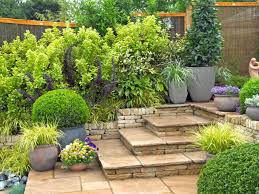 Simple Garden Ideas For Backyard Simple Landscaping Ideas Hgtv