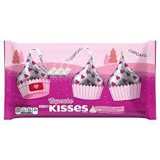 Hershey Kiss Flag Amazon Com Hershey U0027s Kiss Carrot Cake 9oz One Bag