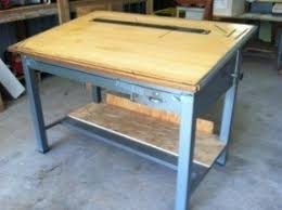 Steel Drafting Table Metal Drafting Table Home Design Ideas And Pictures
