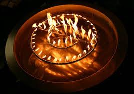 Fireplace Burner Pan by Ribbon Burners Pan Burners Fireplace Burners Fire Pit Burners