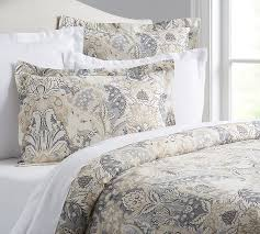 duvet covers celeste duvet cover sham pottery barn