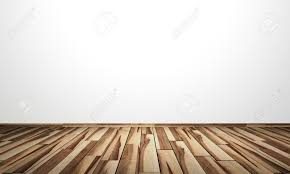 white walls with wood floor maple stock photo picture and