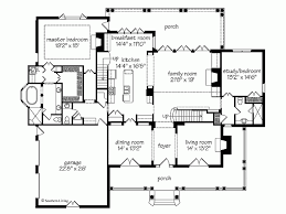 southern home floor plans southern living floor plans cottage house plans southern living
