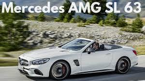 mercedes amg sl 2016 mercedes sl63 amg drive