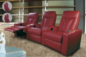 marvellous leather reclining sofa with cup holders 32 in home