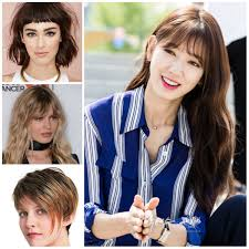 medium haircuts with bangs hairstyle foк women u0026 man
