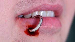 Do Tongue Rings Hurt Lip Piercing