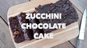 the best vegan zucchini chocolate cake low fat u0026 oil free