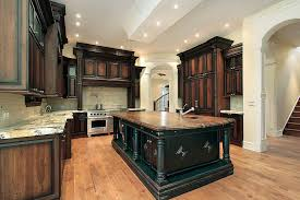 renovated kitchen ideas kitchen remodel ideas island and cabinet renovation
